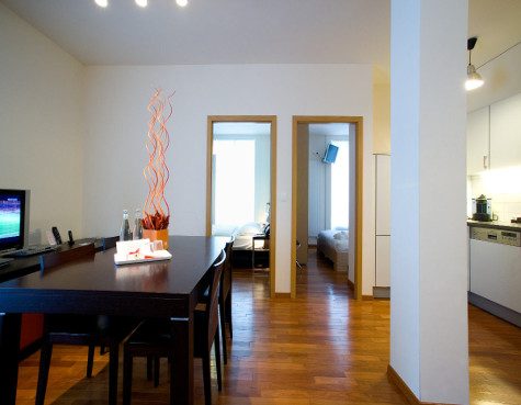Two Bed AppartementUne
